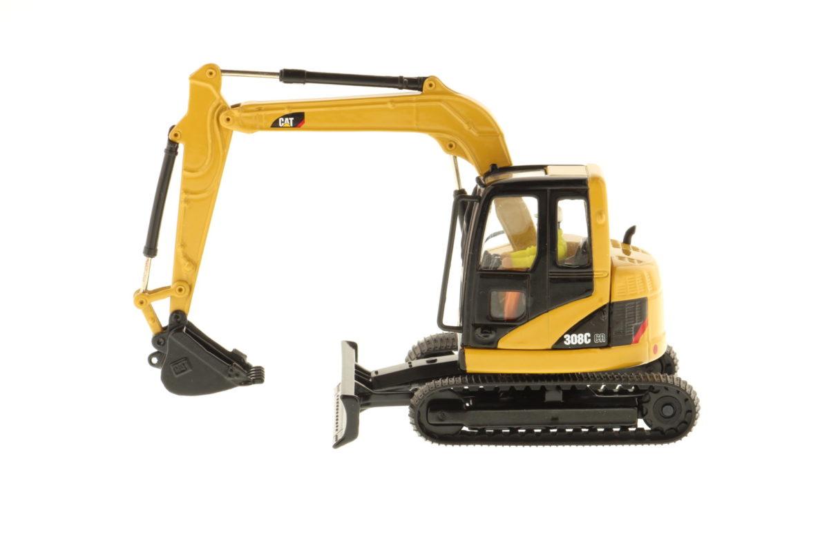 308C Mini Hydraulic Excavator