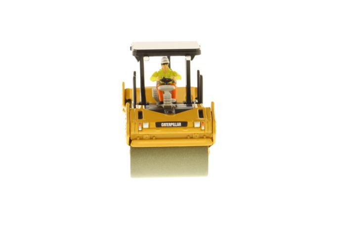 CB534D XW Vibratory Asphalt Compactor