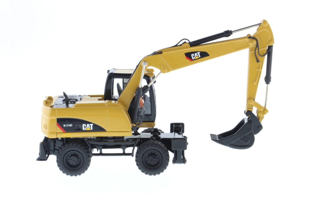 M316D Wheeled Excavator