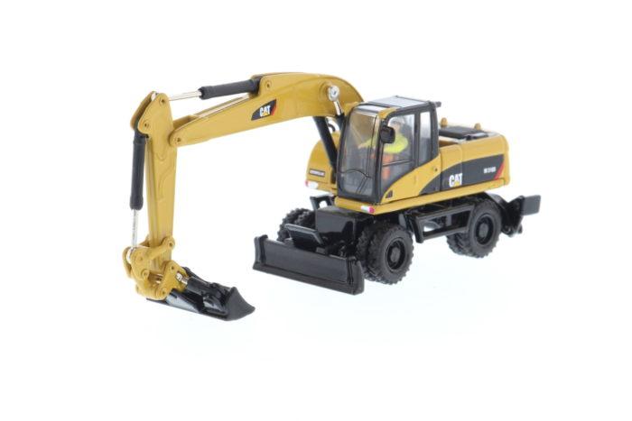 M318D Wheeled Excavator