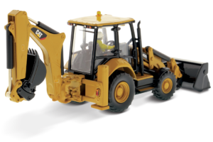 432F2 Side Shift Backhoe