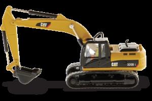 320D L Hydraulic Excavator