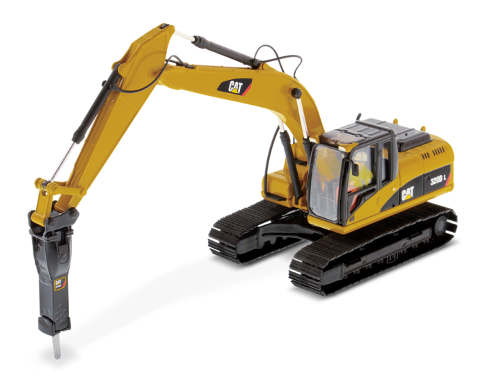 320D L Hydraulic Excavator