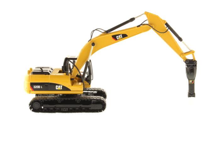 320D L Hydraulic Excavatorwith Hammer