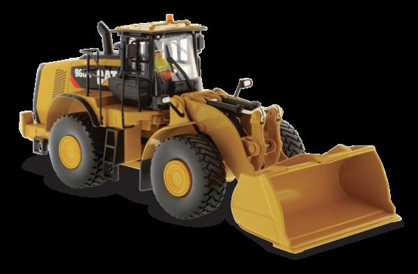 980K Wheel Loader –Material Handling Configuration