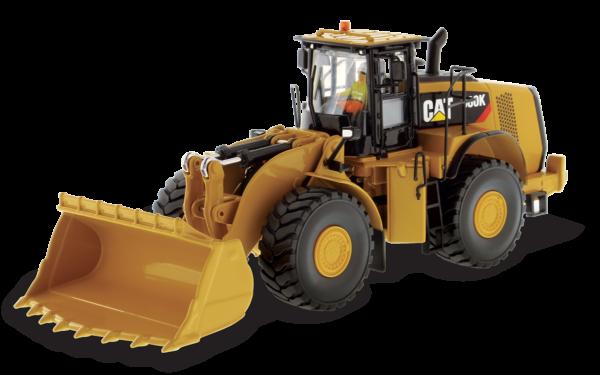 980K Wheel Loader –Rock Configuration