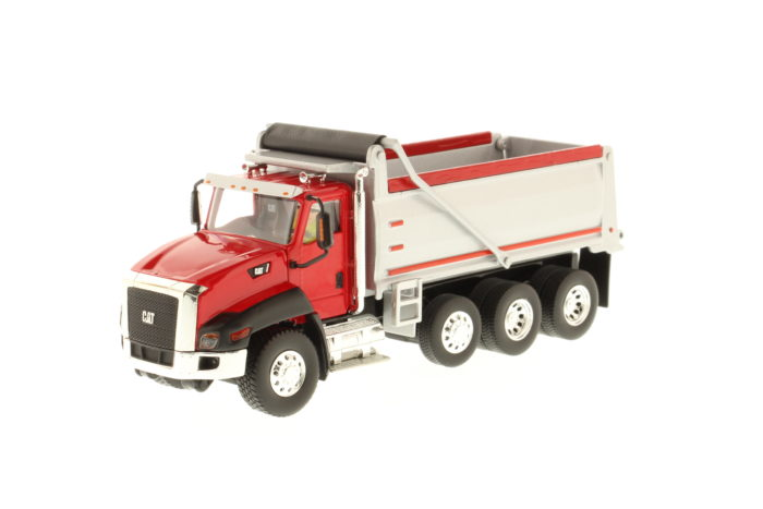 CT660 Dump Truck –