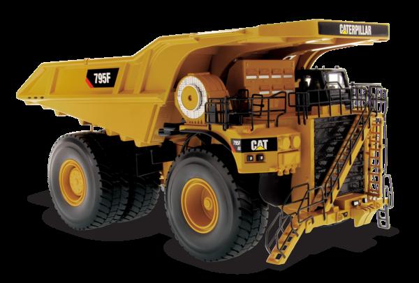 795F AC Mining Truck