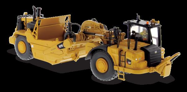 627K Wheel Tractor-Scraper