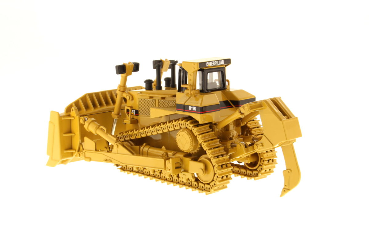 D11R Track-Type Tractor